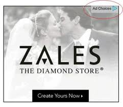 Ad Choices example for Practical Ecommerce