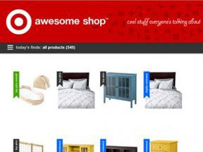 Target Focuses on Trust, Mobile with 'Awesome Shop'