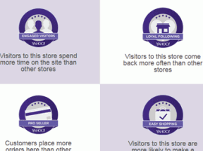 Yahoo Introduces Live Store Badges to Help Build Trust