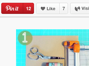 Using Pinterest to Distribute Instructional Content