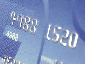 Review Credit Card Processing in October, before Holidays