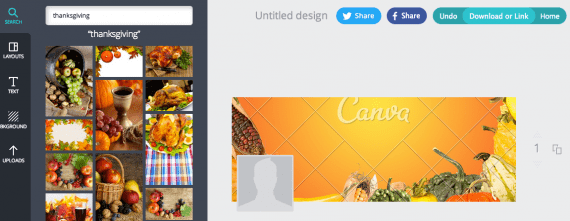 Canva is a do-it-yourself image creation and editing tool.