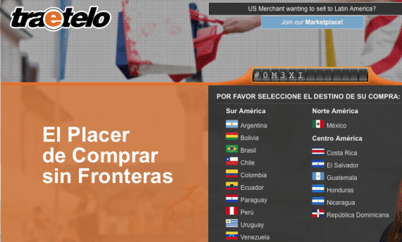 Traetelo is a marketplace that allows sellers to publish and sell their products to customers in more than 20 countries.