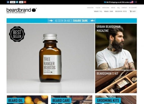 Beardbrand is one of the best brand building examples of the past several years.