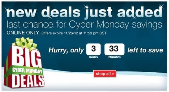 From the shopper's point of view, Cyber Monday is about deals.