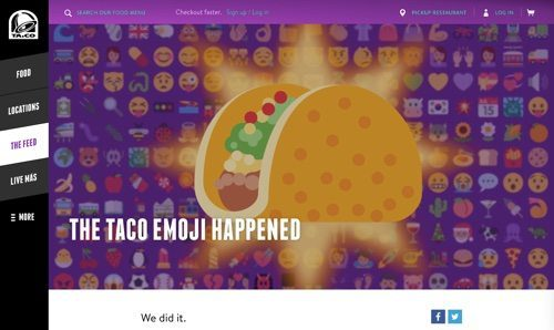 Taco Bell - The Feed.