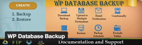 WP Database Backup.