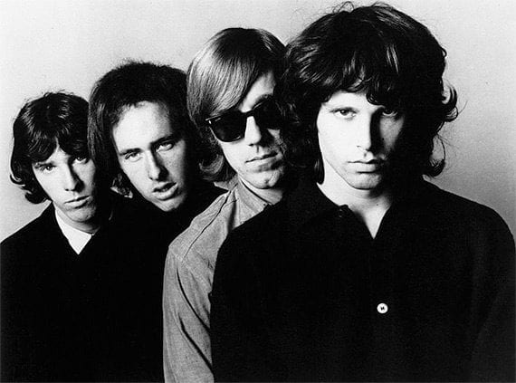 The Doors song, Light by Fire, made it to No. 1 on music charts 50 years ago.