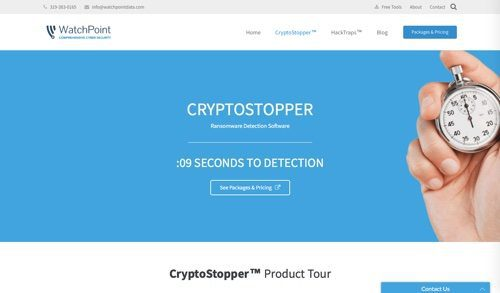 WatchPoint - CryptoStopper