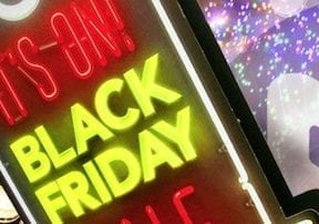 Sales Report 2017 Thanksgiving Day, Black Friday, Cyber Monday