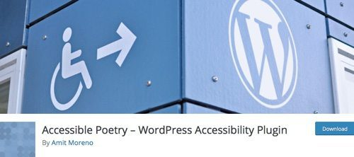 Accessible Poetry