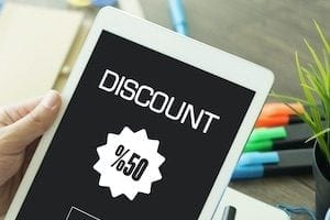 10 ways to offer shoppers a discount