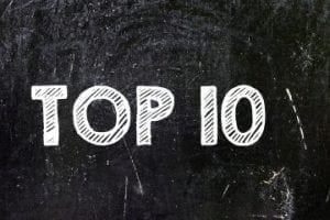 June 2018 Top 10 Our Most Popular Posts