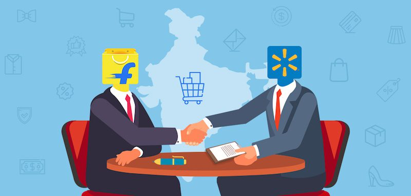 Walmart's recent acquisition of a majority stake in Flipkart, the giant India-based marketplace, will likely reshape ecommerce in that country.