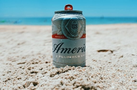 Beers cans cool fast and are easy to stack. It is no wonder so many folks appreciate them. <em>Photo: Blake Guidry.</em>