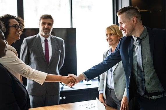Salespeople make many contacts and try to offer something of value to each. Salespeople then build and track the relationships and follow up after a sale. Those behaviors will also work for SEO link-building.