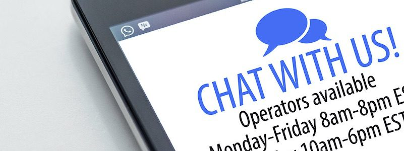 Shoppers increasingly prefer live chat for sales and support queries. But live chat requires staffing, which is often beyond the reach of small businesses. Automated chatbots can help.