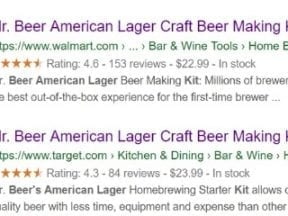 SEO Structured Data Markup for Ecommerce Product Pages