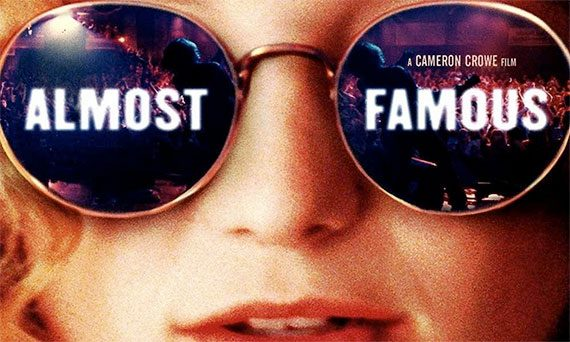 """Almost Famous"" was a top movie 20 years ago. It could be a source for a film retrospective during the month of the 2020 Academy Awards."