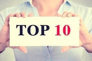 November 2019 Top 10 Our Most Popular Posts