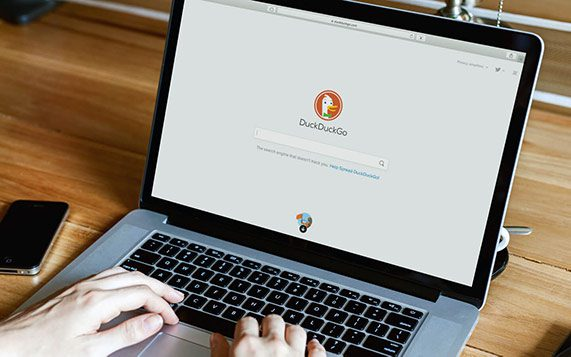 DuckDuckGo may be popular with folks concerned about privacy.