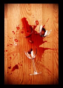 Picture: Glass Breaking;