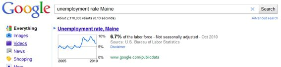 Population search of Maine.