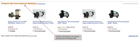 You can buy adds linking to your website.