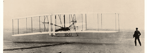 The Wright Brothers: How They Invented the Airplane, by Russell Freedman.