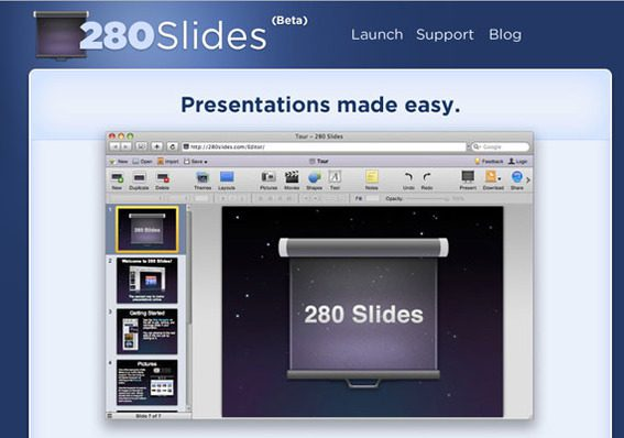 In some ways, online presentations applications like 280Slides are actually better than their desktop counterparts.